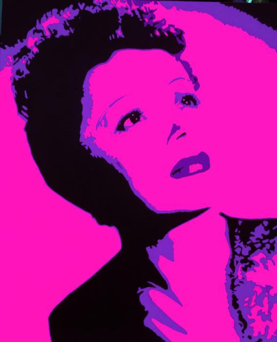 Edith Piaf by gberthon